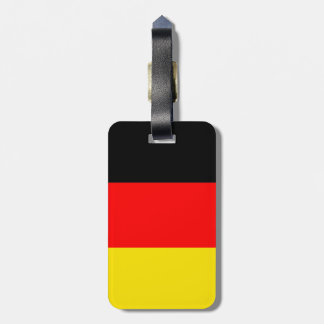 Flag of Germany Tag For Luggage