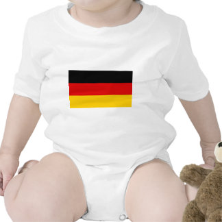 Flag of Germany Bodysuits