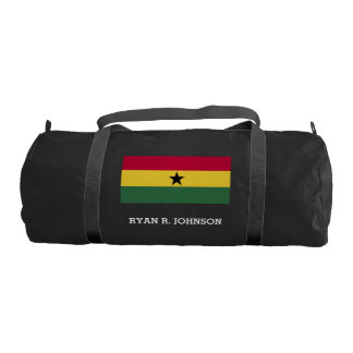 Flag of Ghana Duffle Bag