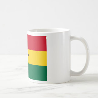 Flag of Ghana - Ghanaian Flag Coffee Mug