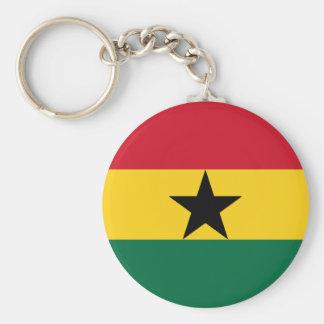 Flag of Ghana Keychain