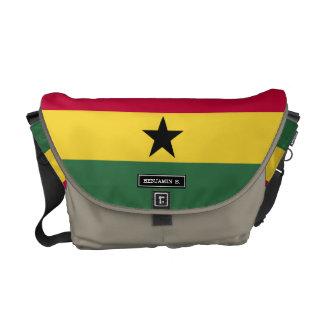Flag of Ghana Messenger Bag