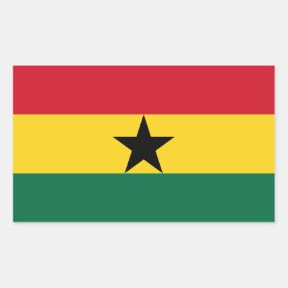 Flag of Ghana Sticker