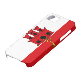 Flag of Gibraltar iPhone 5 Covers