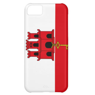 Flag of Gibraltar iPhone 5C Covers