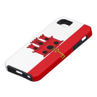 Flag of Gibraltar iPhone 5 Case