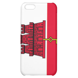 Flag of Gibraltar Cover For iPhone 5C