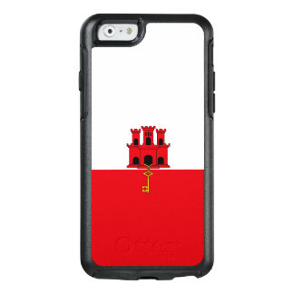 Flag of Gibraltar OtterBox iPhone Case
