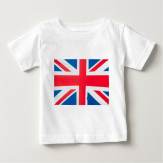 Flag Of Great Britain Baby T-Shirt