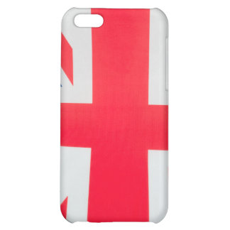 Flag Of Great Britain iPhone 5C Covers