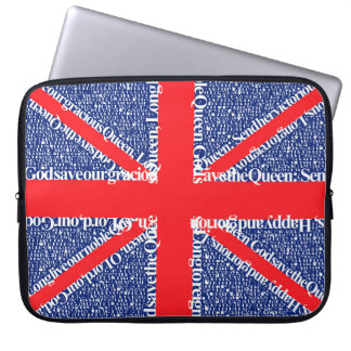 Flag of Great Britain Laptop Sleeve