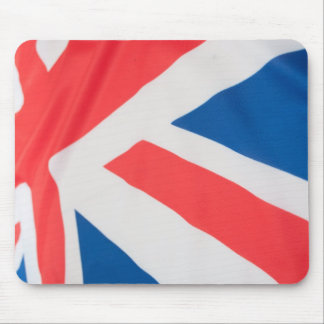 Flag Of Great Britain Mouse Pad