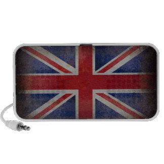 Flag of Great Britain Mp3 Speakers