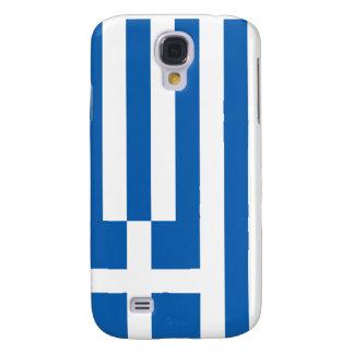 "Flag of Greece ""ΕΛΛΆΔΑ"" Samsung Galaxy S4 Cover"