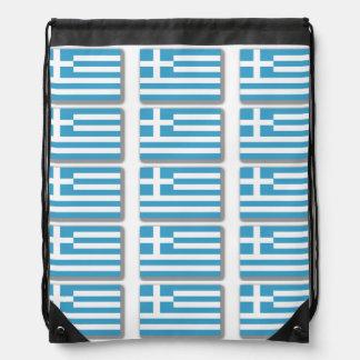 Flag of Greece - backpack