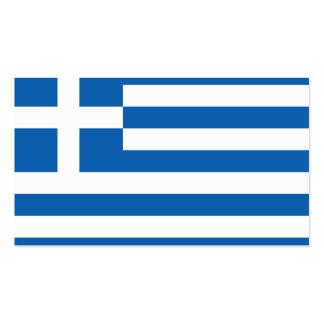 Flag of Greece Business Cards