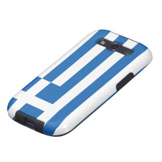 Flag of Greece Galaxy SIII Cover