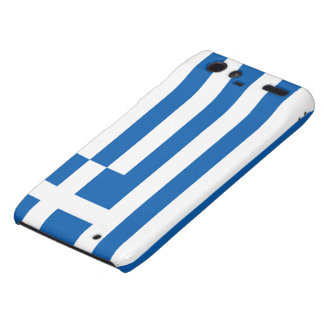 Flag of Greece Droid RAZR Cover