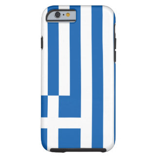 Flag of Greece iPhone 6 Case