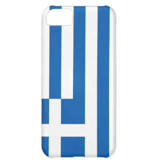 Flag of Greece Cover For iPhone 5C
