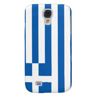 Flag of Greece Galaxy S4 Covers