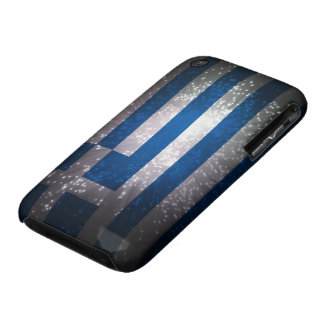 Flag of Greece iPhone 3 Case