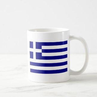 Flag of Greece Coffee Mug