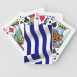 Flag of Greece Deck Of Cards