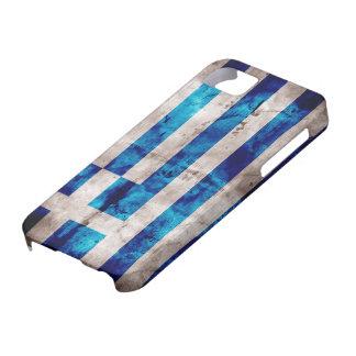 Flag of Greece; Greek iPhone SE/5/5s Case