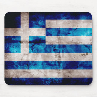 Flag of Greece; Greek Mouse Pad