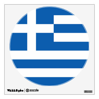 Flag of Greece, Greek Wall Graphic
