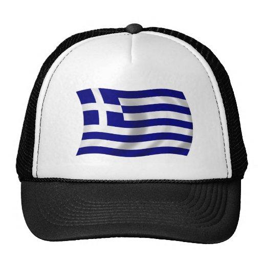 Flag of Greece Hat