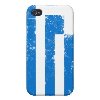 Flag of Greece iPhone 4/4S Case