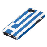 Flag of Greece iPhone 5 Case