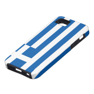 Flag of Greece iPhone SE/5/5s Case