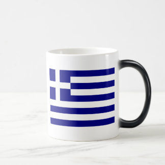 Flag of Greece Magic Mug