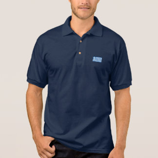 Flag of Greece Polo Shirt
