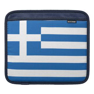 Flag of Greece Rickshaw Bagworks iPad sleeve