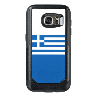Flag of Greece Samsung OtterBox Case