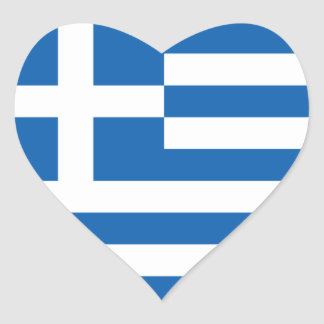 Flag of Greece Stickers