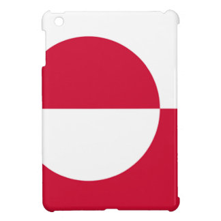 Flag of Greenland iPad Mini Case