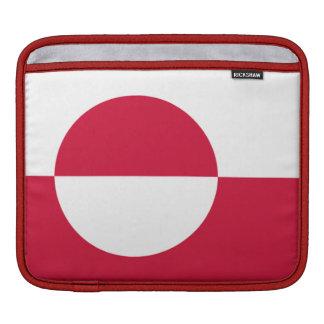 Flag of Greenland Rickshaw Bagworks iPad sleeve
