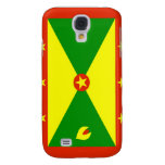 Flag of Grenada Galaxy S4 Cases