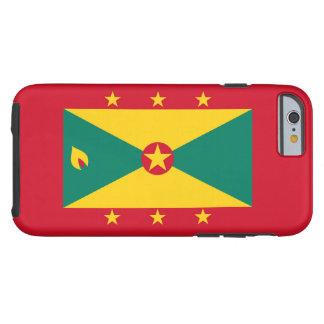 Flag of Grenada Tough iPhone 6 Case