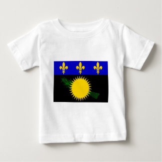 Flag of Guadeloupe Baby T-Shirt