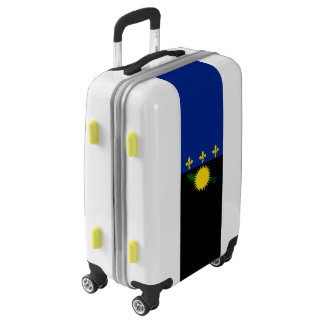 Flag of Guadeloupe Luggage (Carry-On)