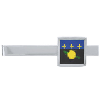 Flag of Guadeloupe Tie Clip
