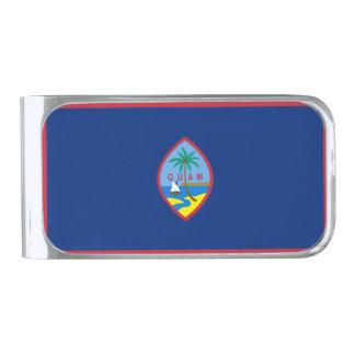 Flag of Guam Money Clip