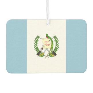 Flag of Guatamala Car Air Freshener