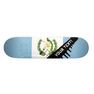 Flag of Guatamala Skateboard Deck